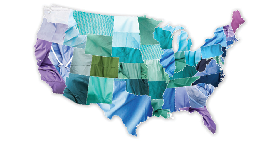 Uniform Policy Changes:  Nurses across the country seek comfort and compliance