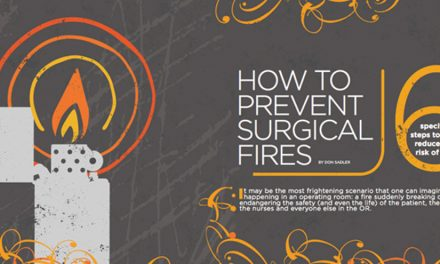 How to Prevent Surgical Fires 6 specific steps to help reduce the risk of fire