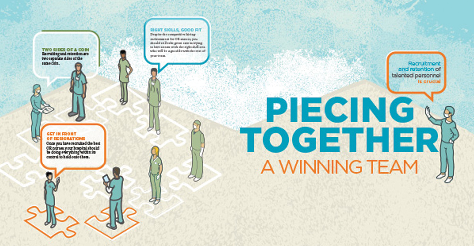 Cover Story: Piecing Together a Winning Team