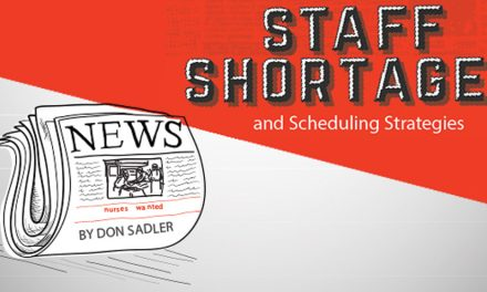 Staff Shortages and Scheduling Strategies
