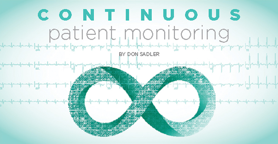 Continuous Patient Monitoring