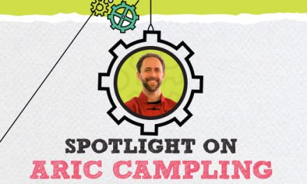 Spotlight On: Aric Campling