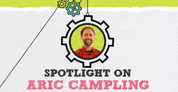 Spotlight On: Aric Campling
