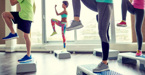 Staying in Shape Does Great Things for Your Health