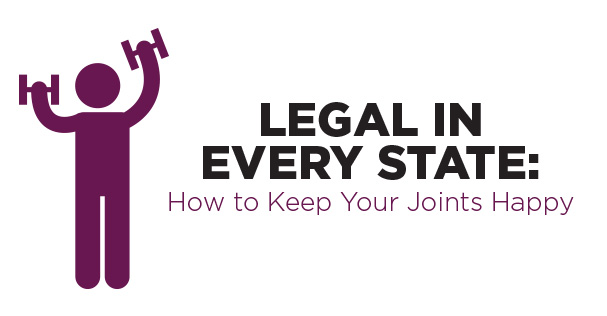Legal in Every State: How to Keep Your Joints Happy