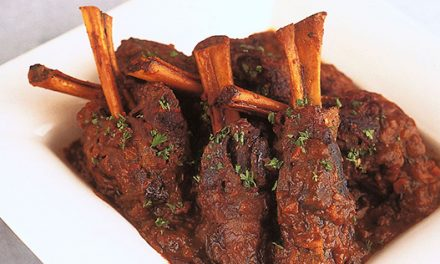 Braised Lamb Shanks – Fill the Bill for a Rustic Dinner