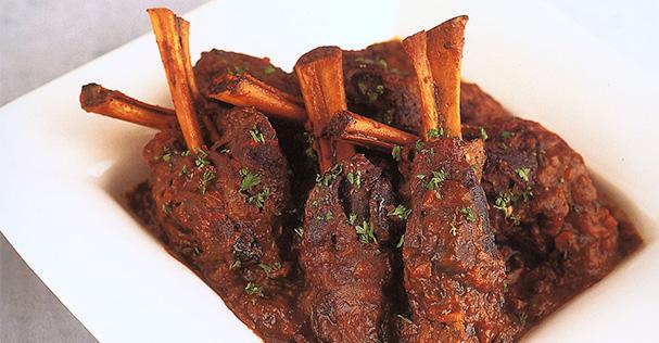 Braised Lamb Shanks – Fill the Bill for a Rustic Dinner