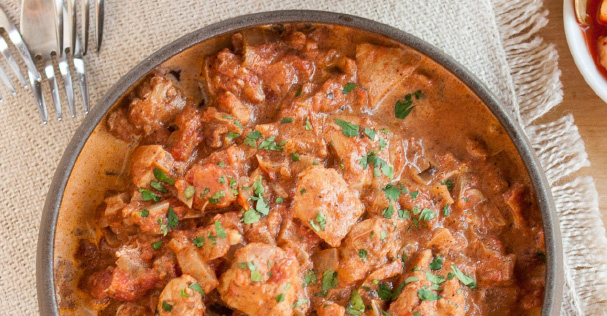 Chicken Tikka Masala, Surprisingly Easy to Make