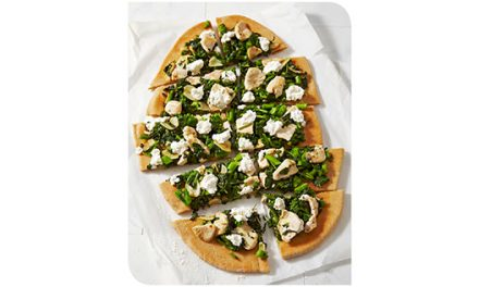 Tackle Life with Delicious Chicken Pizza