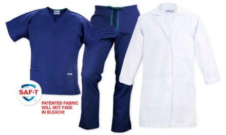 SAF-T Scrubs & Lab Coats