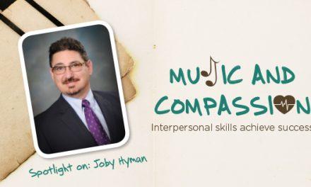 Spotlight On: Joby Hyman