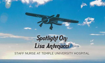 Spotlight On: Lisa Antenucci