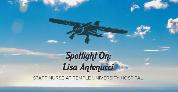Spotlight On: Lisa Antenucci