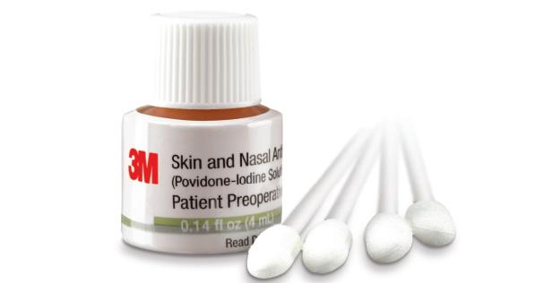 3M Skin and Nasal Antiseptic