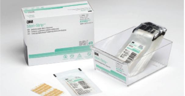 3M Steri-Strip™ Antimicrobial Skin Closure
