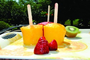 OR Today Recipe: Homemade Fruit Popsicles