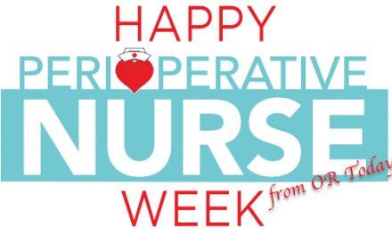 Perioperative Nurses Week Contest Winners!