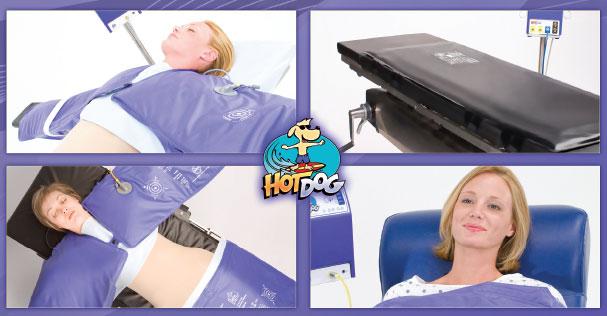 Augustine Temperature Management HotDog Patient Warming System