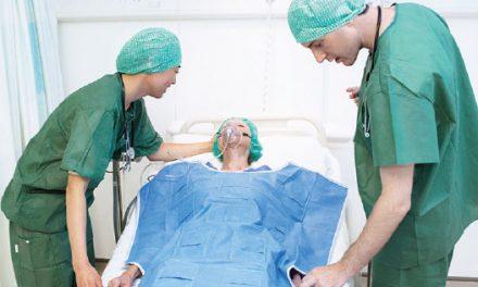 Mölnlycke Health Care BARRIER® EasyWarm®