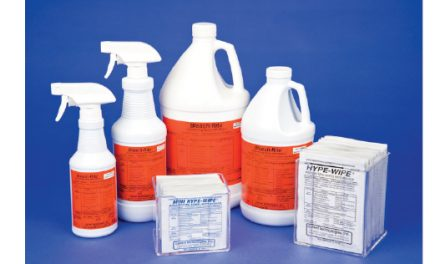 Hype-Wipes and Bleach-Rite Spray Proven to Kill Influenza A H1N1