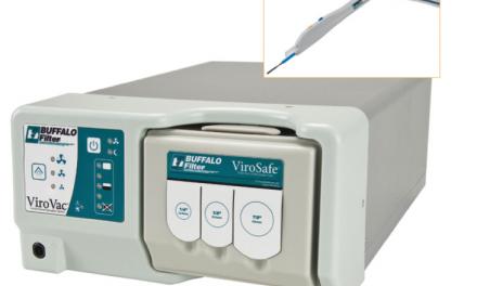 Buffalo Filter ViroVac Surgical Smoke Plume Evacuator
