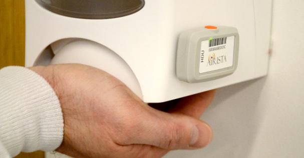 Halyard Health – Airista Hand Hygiene Compliance Monitoring