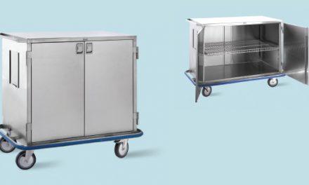 Blickman Inc. Model CCC1 Maxi Case Cart