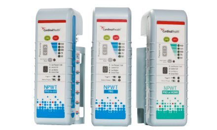 Cardinal HealthTM NPWT PRO Family of Devices