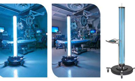 Clorox Healthcare™: Optimum-UV™ System