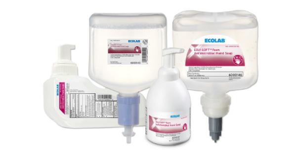 Ecolab – Equi-Soft™ Foam Hand Soap