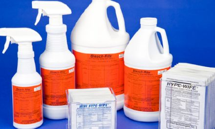 EPA Confirms Products as Efficacious Hospital Disinfectants
