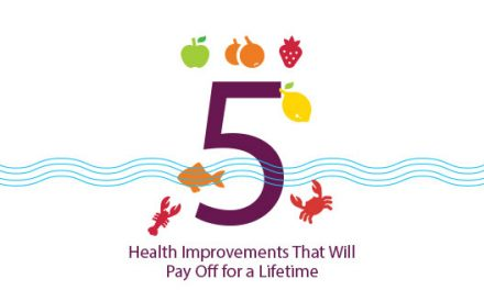 5 Health Improvements That Will Pay Off for a Lifetime
