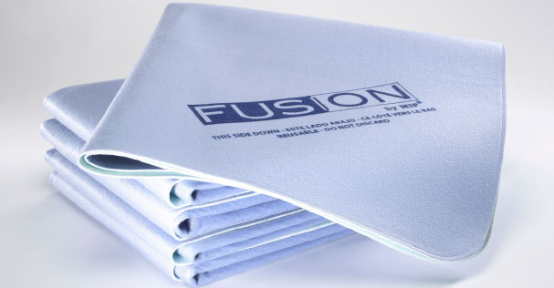 Encompass Group- FusionTM Patient Care Underpads by MIP
