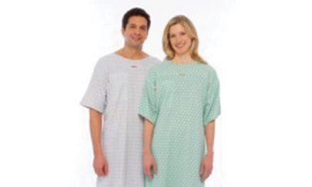 Hospital Gowns Combine Comfort and Function