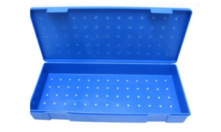 Healthmark Hinged-Top Micro Trays