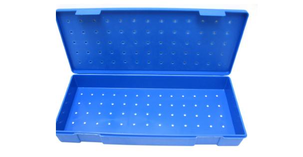 Healthmark Hinged-Top Micro Trays