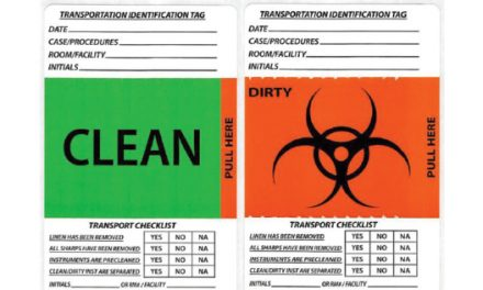Healthmark Industries – Transportation Identification Label