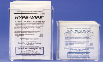 Hype-Wipe Towelettes