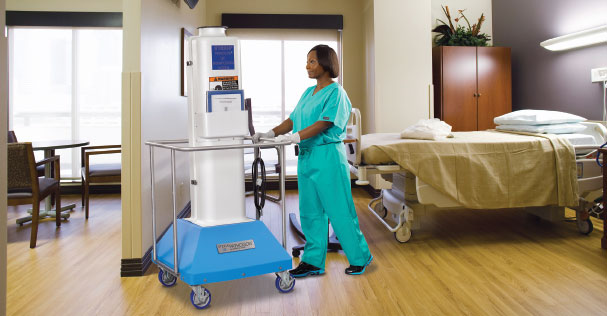 STERIS PATHOGON™ UV Disinfection System