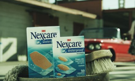 Nexcare Waterproof Bandages Are Put to the Test