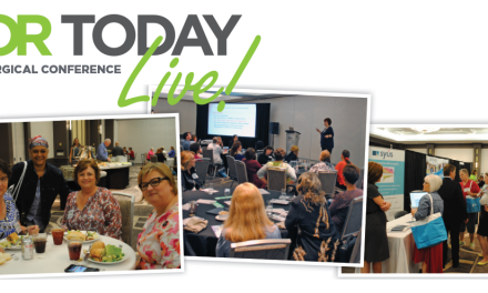 10 Reasons Every Perioperative Nurse Should Attend OR Today Live!