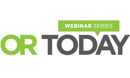 OR Today Webinars Provide Free Education