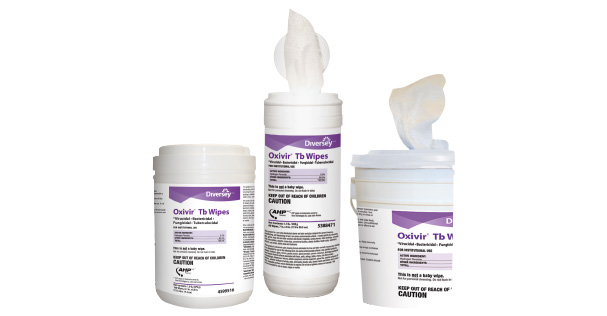 Oxivir® Tb Wipes