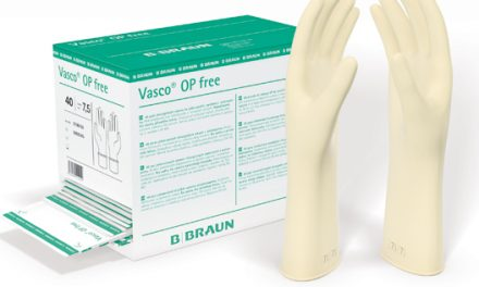 B. Braun's Vasco OP Free Surgical Gloves