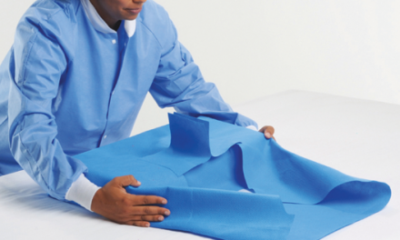 Kimguard Smart-Fold Sterilization Wrap
