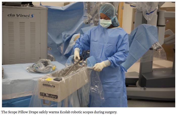 Q&A: Robotic Surgery