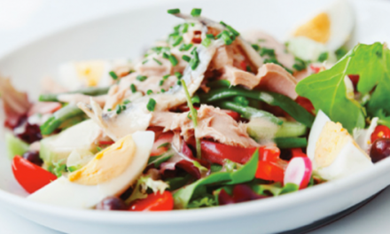 Farmers Market Nicoise Salad