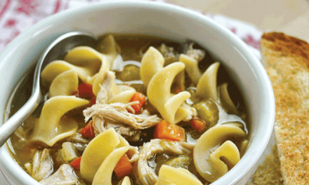 Recipe: Your Winter RX in a Pot – Chicken Soup