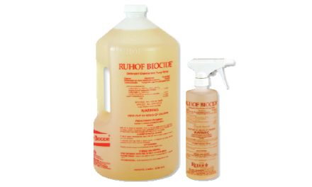 Ruhof – Biocide Detergent Disinfectant Pump Spray