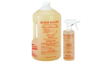 Ruhof Biocide® Detergent Disinfectant Pump Spray